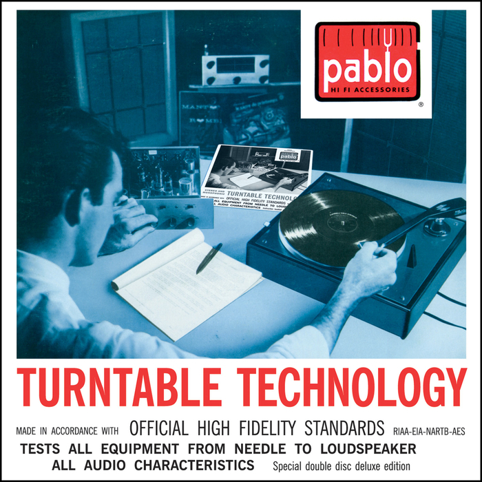 PABLO - Turntable Technology