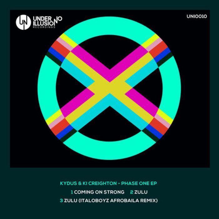 KYDUS/KI CREIGHTON - Phase One EP
