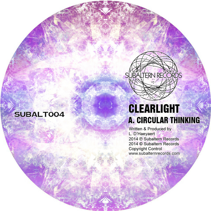CLEARLIGHT - Circular Thinking EP