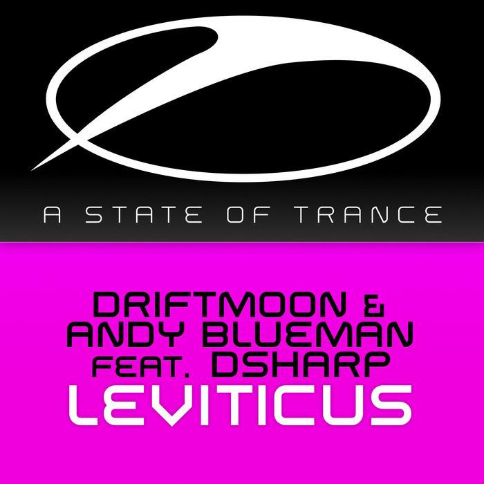 DRIFTMOON/ANDY BLUEMAN feat DSHARP - Leviticus