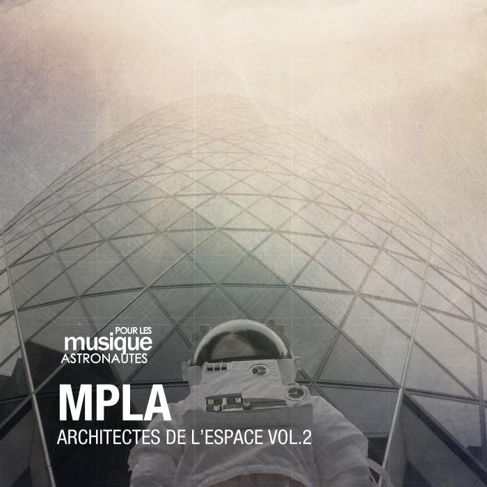 VARIOUS - Architectes De L'espace Vol 2