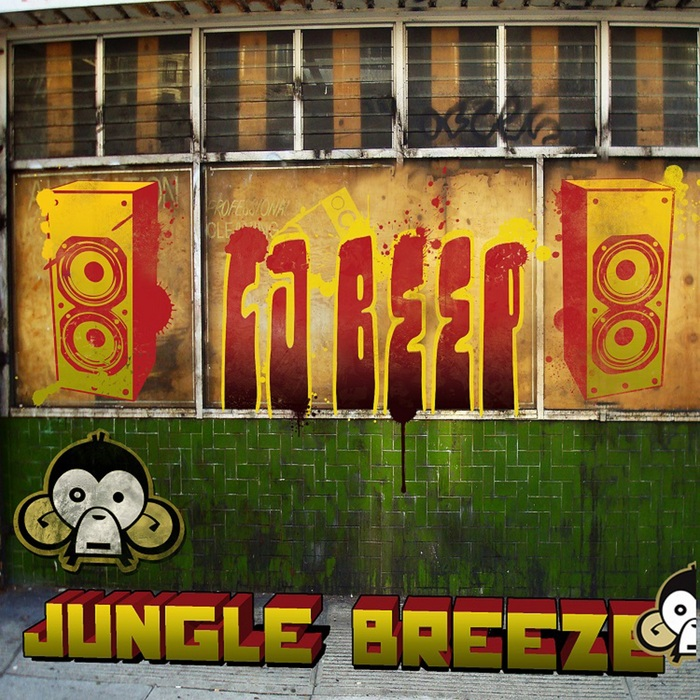 CJ BEEP - Jungle Breeze EP