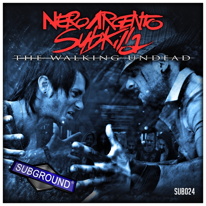 NEROARGENTO SUBKILLA - The Walking Undead