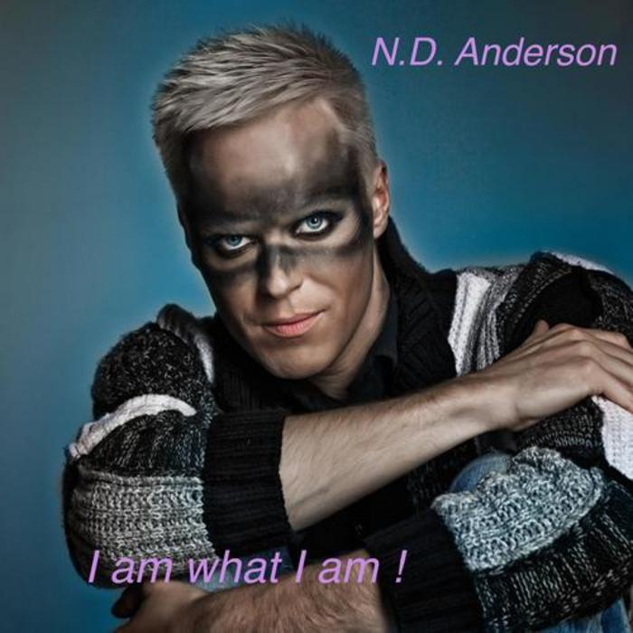 ND ANDERSON - I Am What I Am