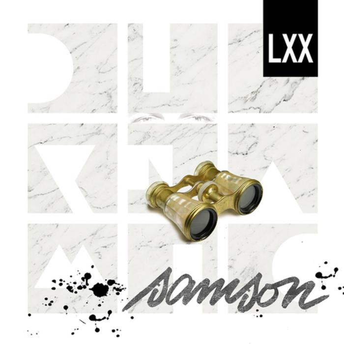 SOLOMUN - Samson EP