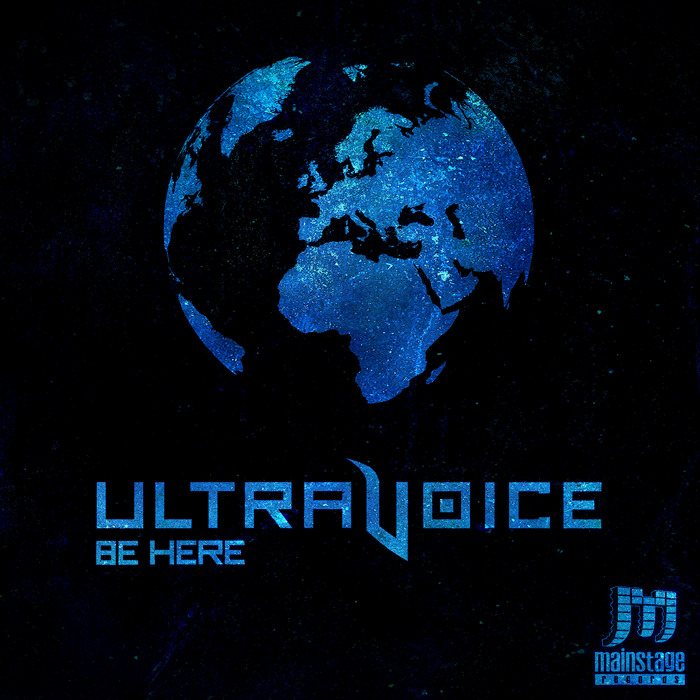 ULTRAVOICE - Be Here EP