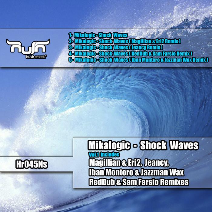 MIKALOGIC - Shock Waves Vol 1