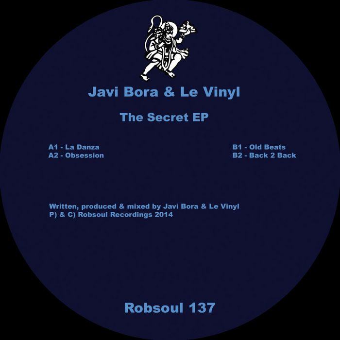 BORA, Javi/LE VINYL - The Secret EP