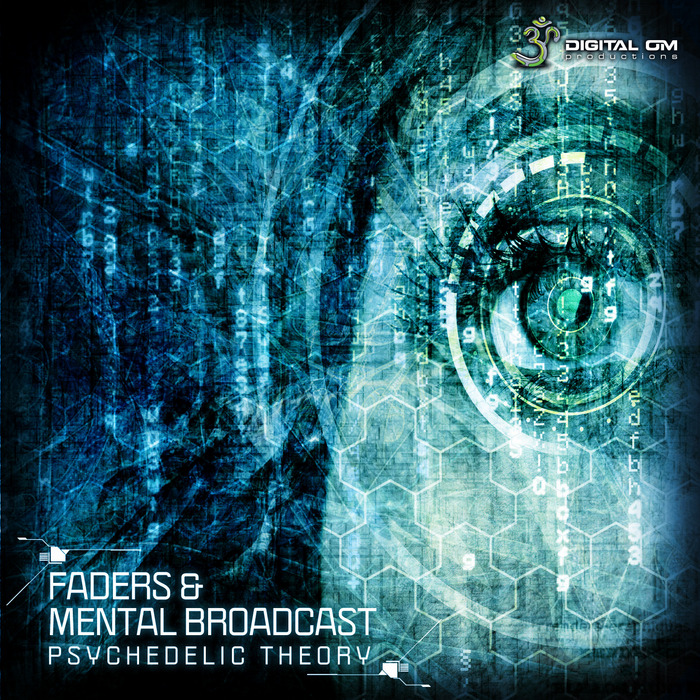 FADERS/MENTAL BROADCAST/SONIC SPECIES/ROGER RABBIT - Psychedelic Theory