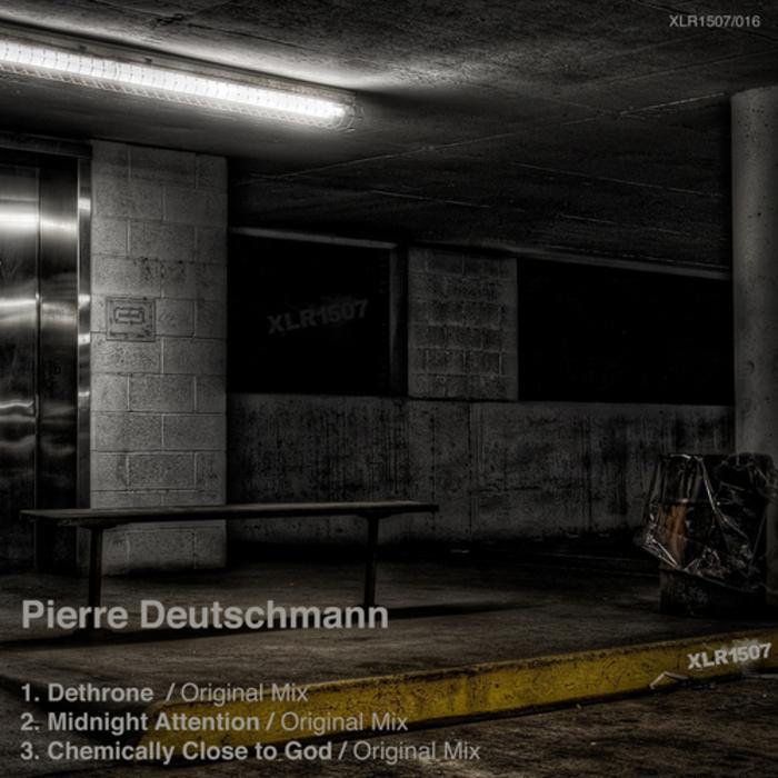 DEUTSCHMANN, Pierre - Chemically Close To God EP