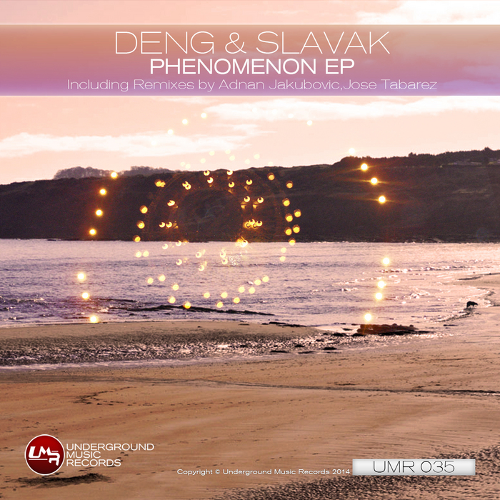 DENG & SLAVAK - Phenomenon (remixes)