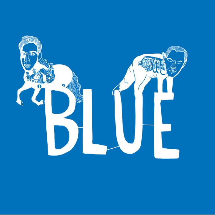 AUGUST JAKOBSEN & JACOB HUSLEY - Blue (remixes)