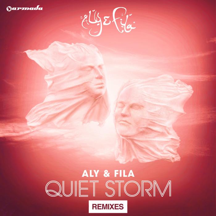 ALY & FILA - Quiet Storm (Remixes)
