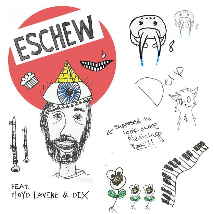 LAVINE, Floyd/DIX - Eschew EP