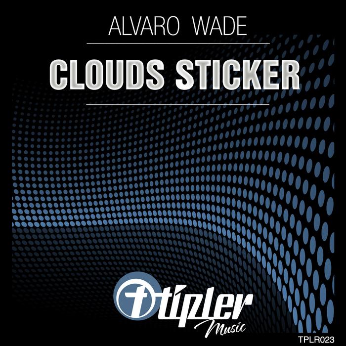WADE, Alvaro - Clouds Sticker