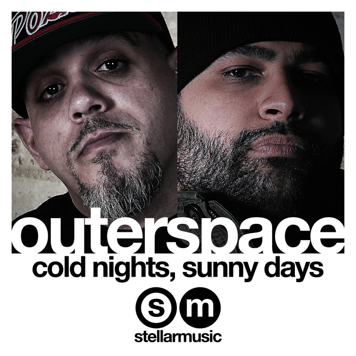 OUTERSPACE - Cold Nights Sunny Days (remixes)
