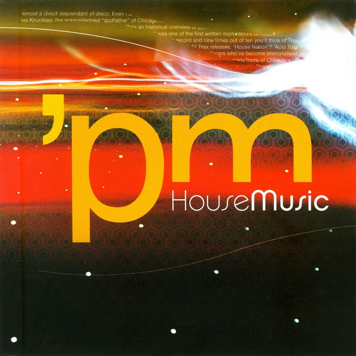 VARIOUS - PM House Music