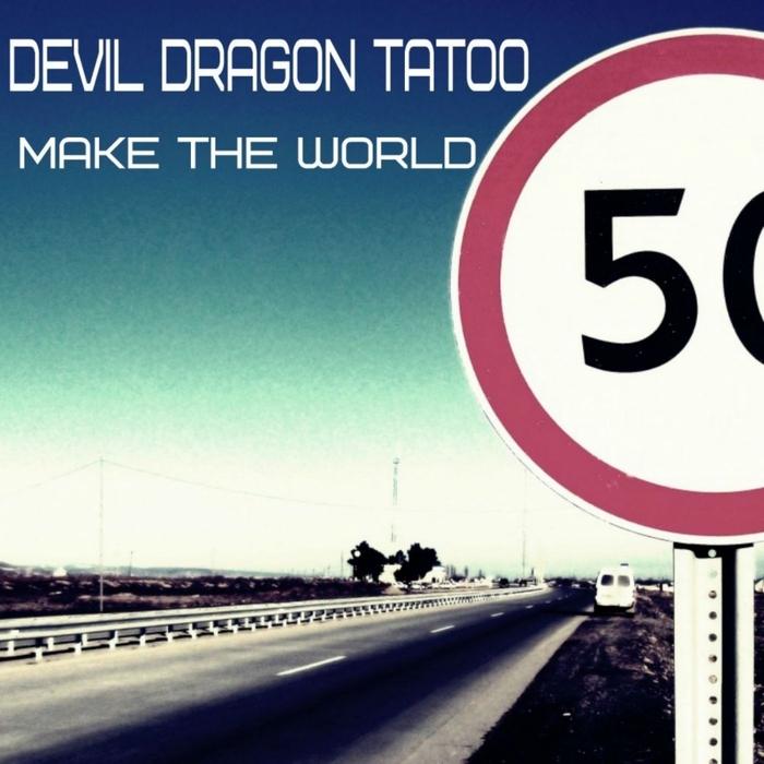 DEVIL DRAGON TATOO - Make The World