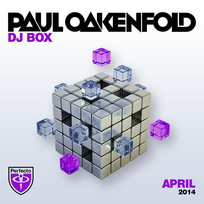 VARIOUS - DJ Box - April 2014