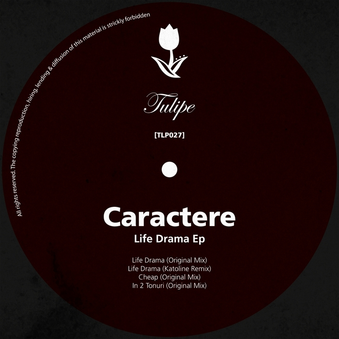 CARACTERE - Life Drama EP