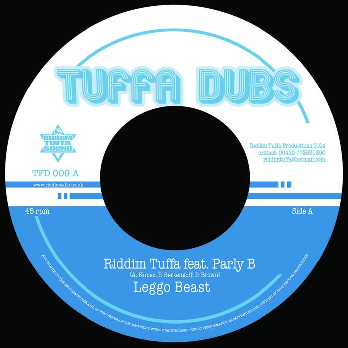 PARLY B/RIDDIM TUFFA - Worries Riddim