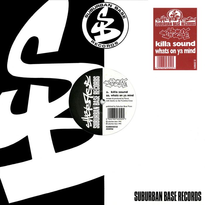 JUNGLE, Johnny - Killa Sound/What's On Ya Mind