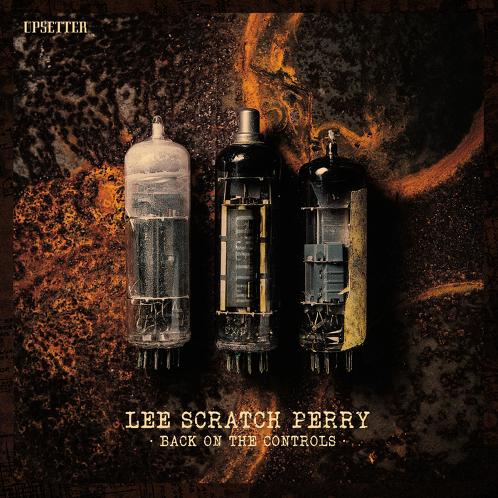 LEE 'SCRATCH' PERRY - Back On The Controls