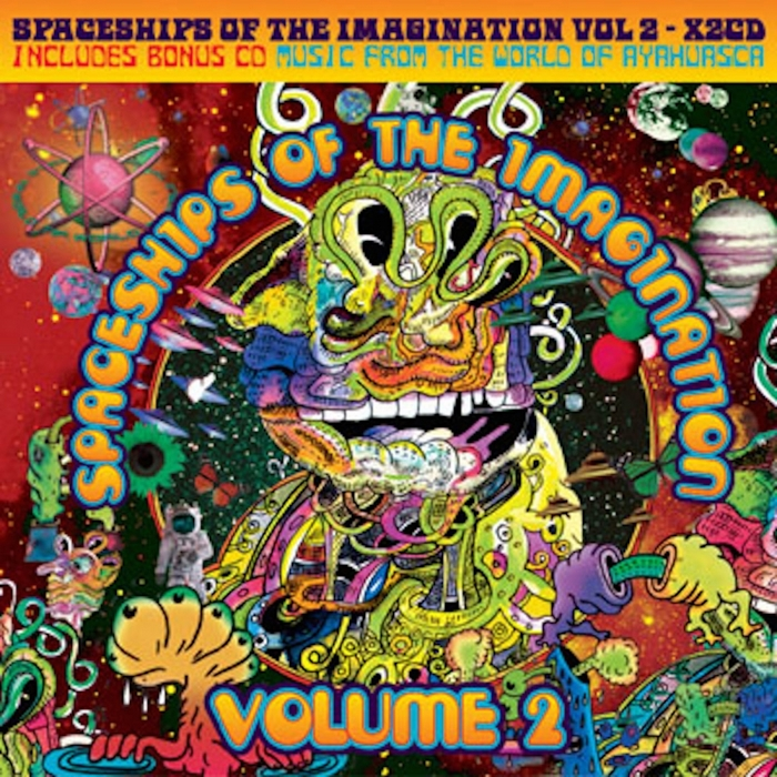 VARIOUS - Spaceships Of The Imagination Vol 2