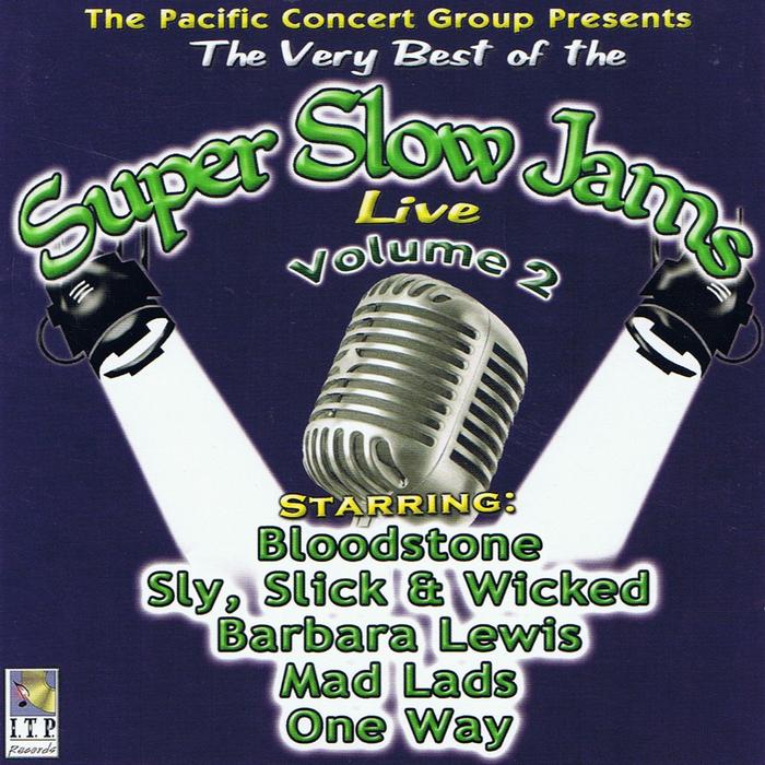 VARIOUS - Super Slow Jams Vol 2 (Live)