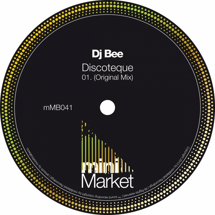 DJ BEE - Discoteque
