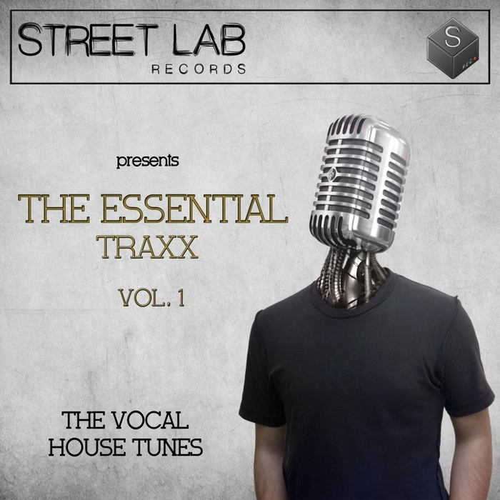 VARIOUS - Streetlab Records Presents Essential Traxx Vol 1 The Vocal House Tunes