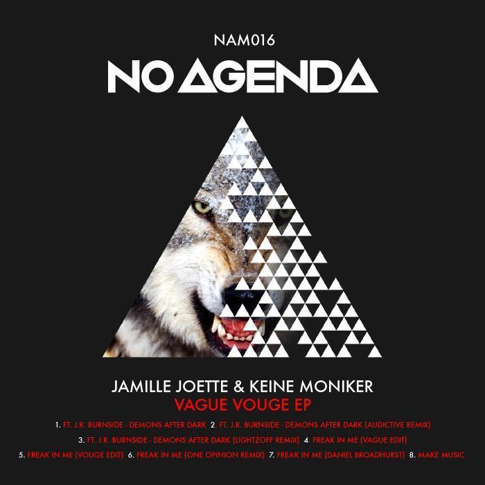 JOETTE, Jamille/KEINE MONIKER - Vague Vogue EP