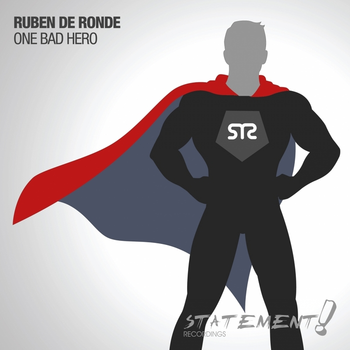 DE RONDE, Ruben - One Bad Hero