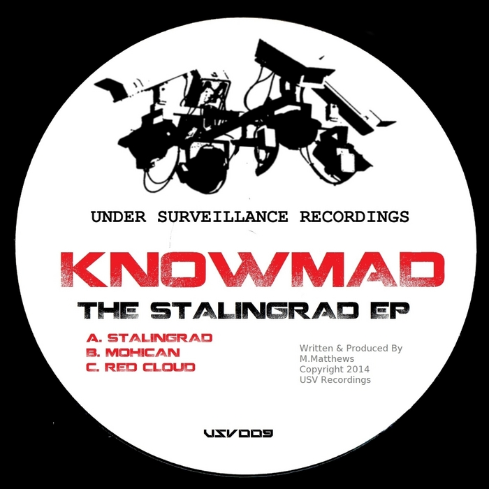 KNOWMAD - The Stalingrad EP