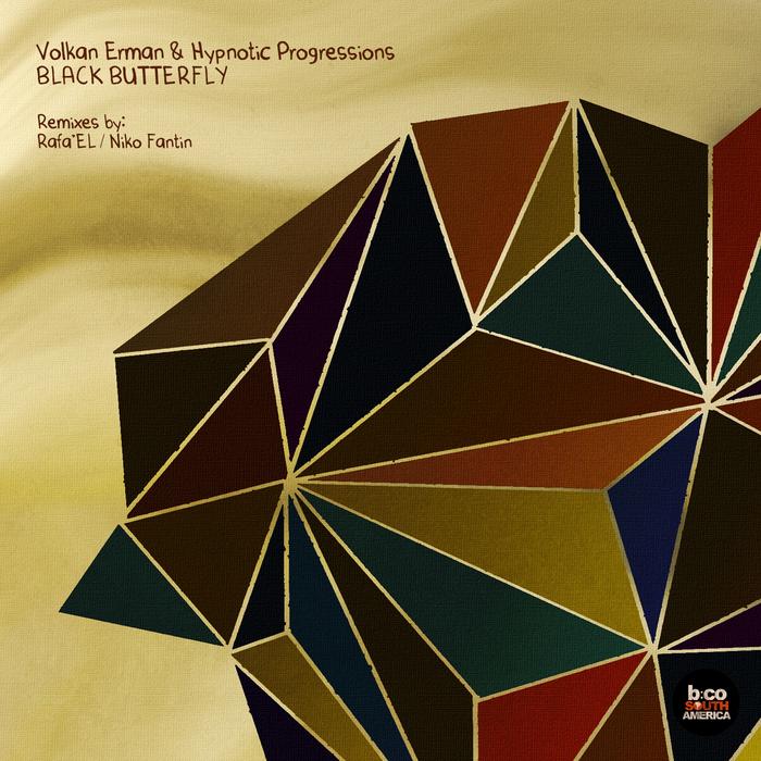 ERMAN, Volkan/HYPNOTIC PROGRESSIONS - Black Butterfly