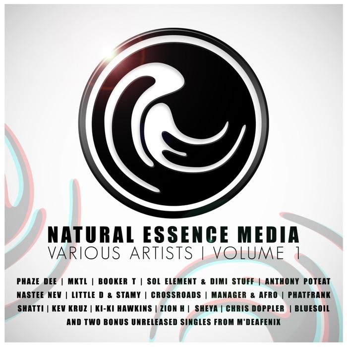 VARIOUS - Natural Essence Media Vol 1