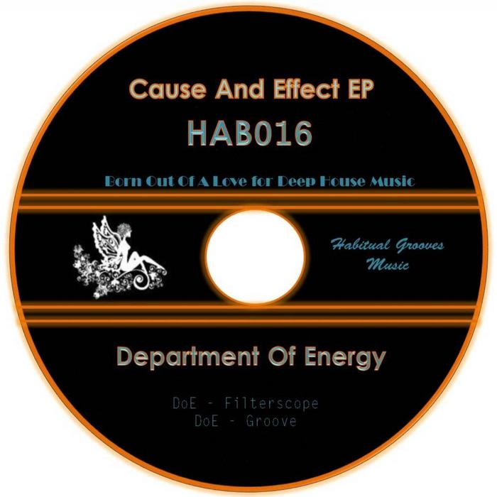 DEPARTMENT OF ENERGY - Cause & Effect