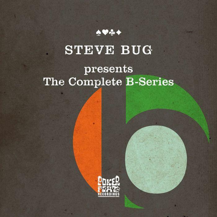 BUG, Steve - The Complete B Series