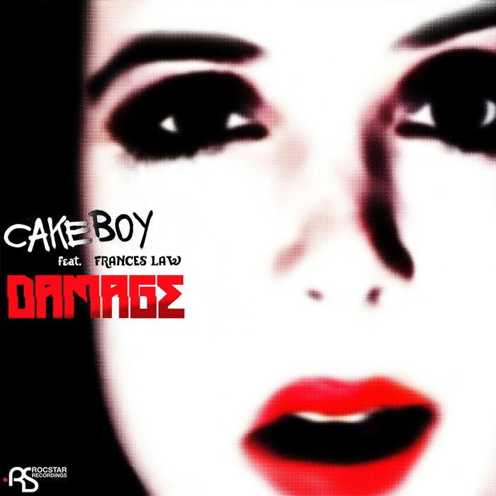 CAKEBOY feat FRANCES LAW - Damage (remixes)
