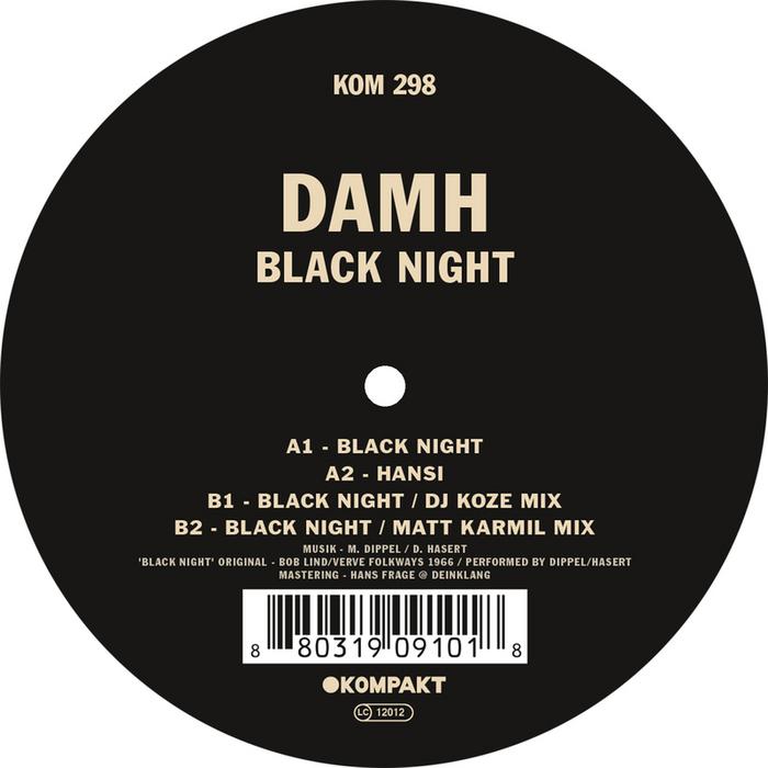 DAMH - Black Night
