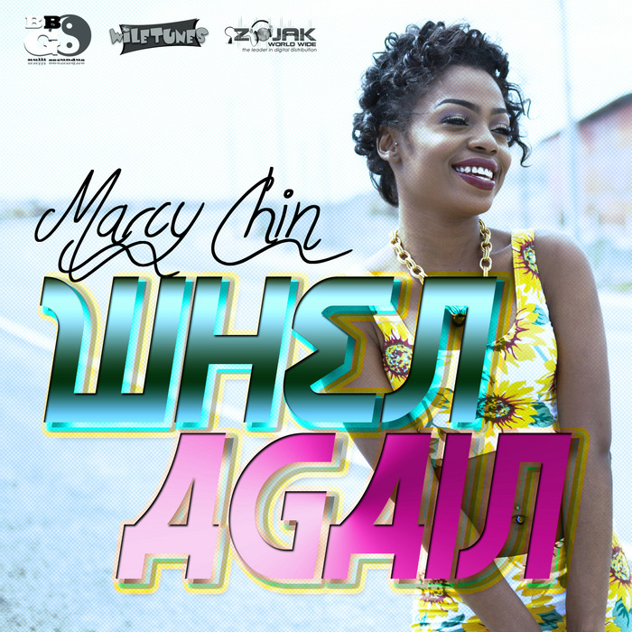 CHIN, Marcy - When Again