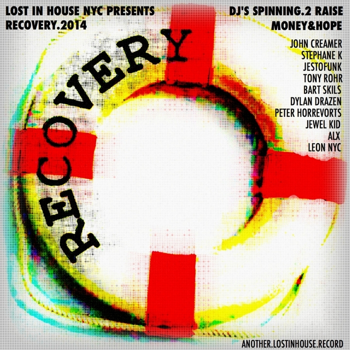 VARIOUS - Recovery 2014: Lost In House NYC Presents
