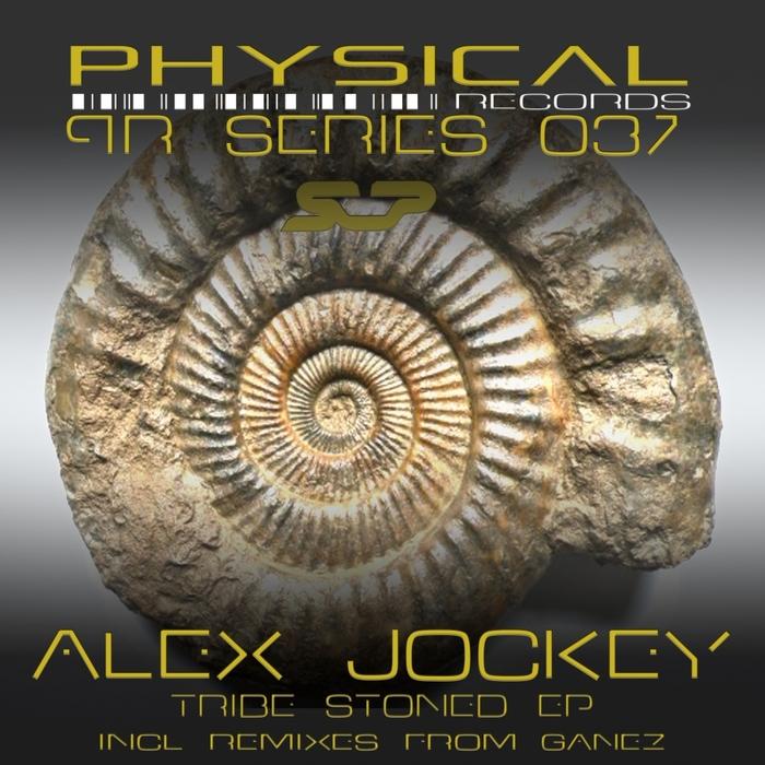 JOCKEY, Alex - Tribe Stoned EP