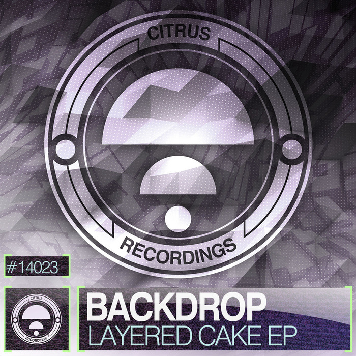 BACKDROP - Layered Cake EP