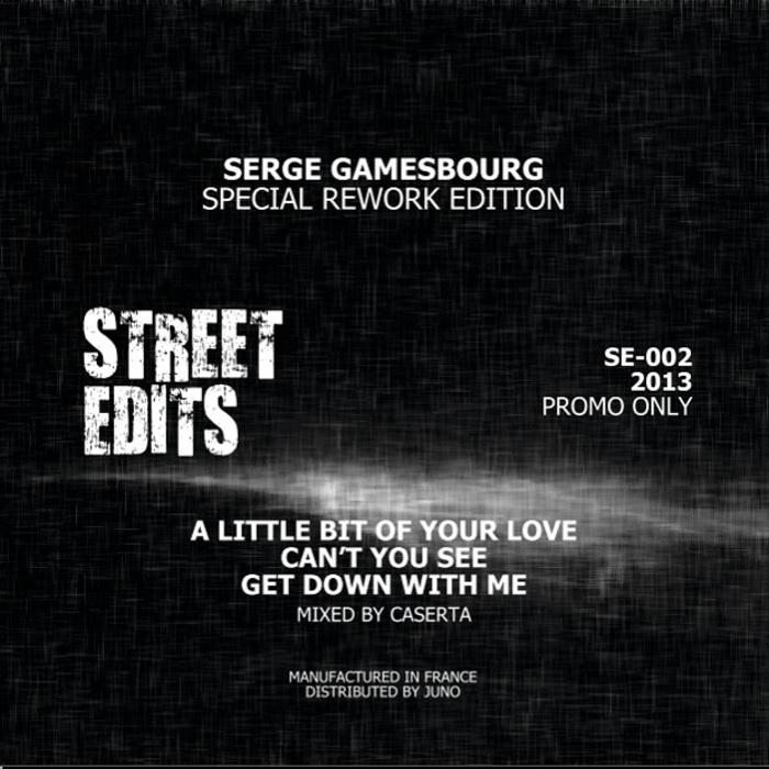 SERGE GAMESBOURG - Special Rework Edition