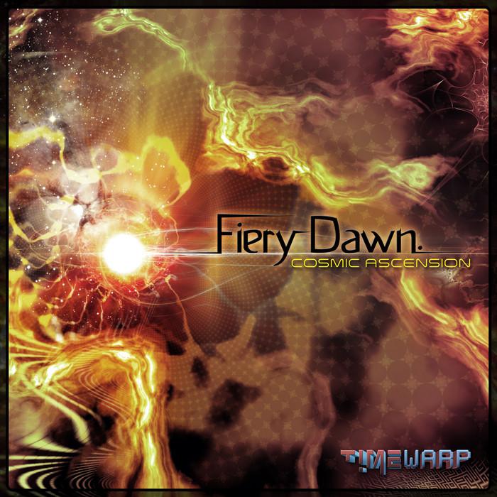 FIERY DAWN - Cosmic Ascension