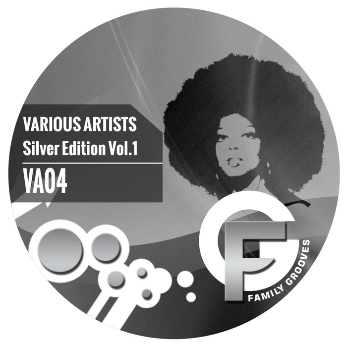 VARIOUS - Silver Edition Vol 1