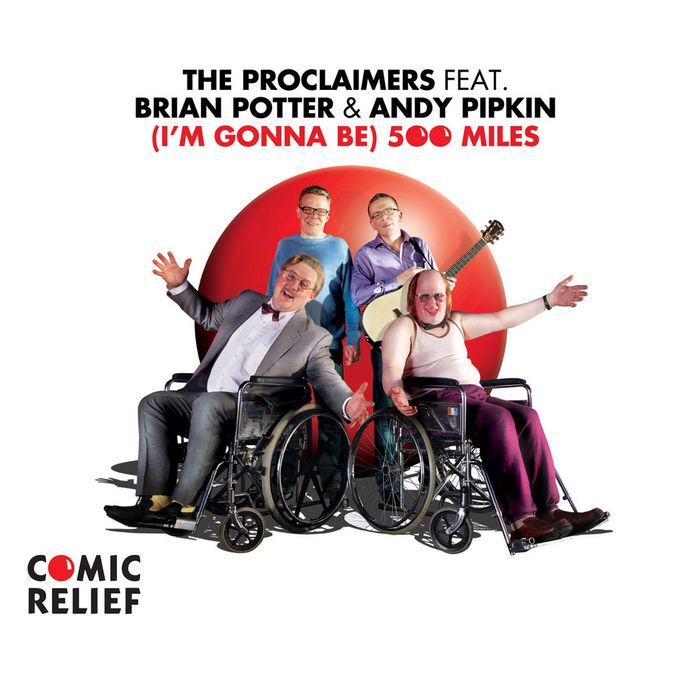 THE PROCLAIMERS - I'm Gonna Be (500 Miles) (feat Brian Potter & Andy Pipkin)