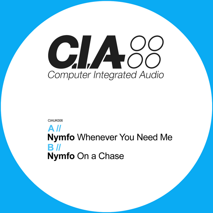 NYMFO - Whenever You Need Me/On A Chase