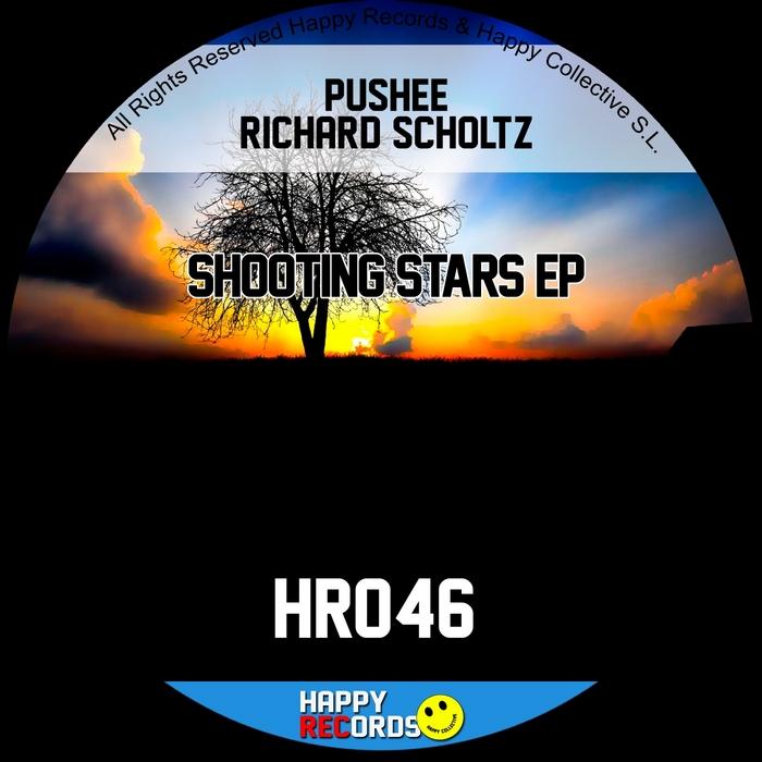 PUSHEE/RICHARD SCHOLTZ - Shooting Stars EP